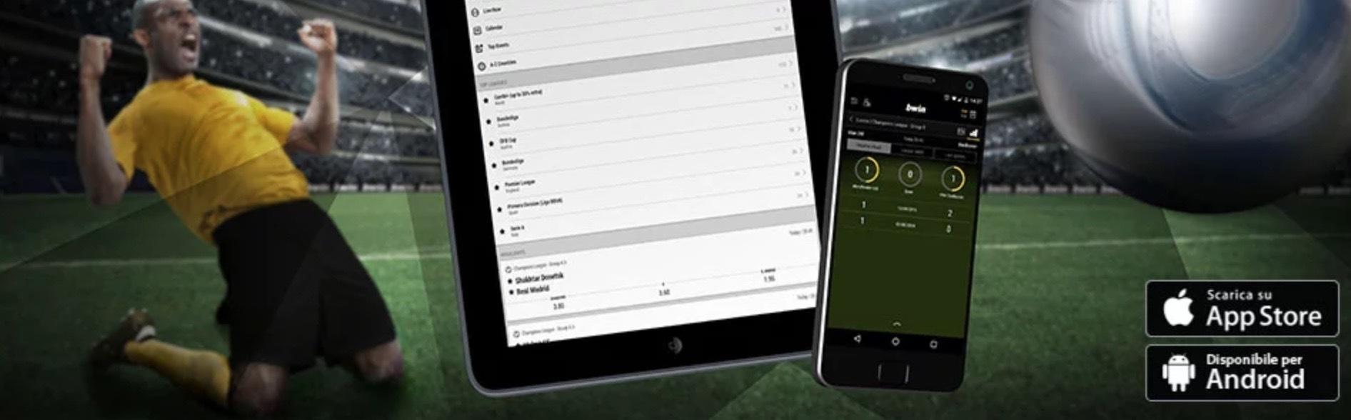 bwin mobile app