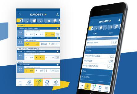 eurobet mobile