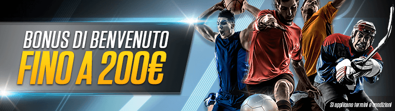 NetBet.it bonus scommesse