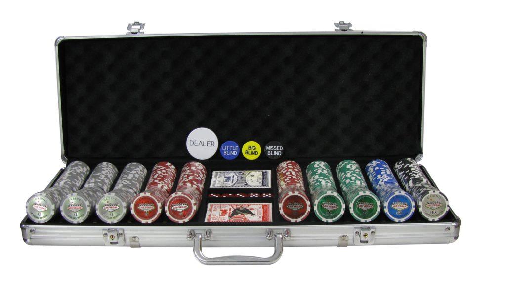 valigetta poker
