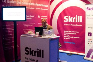 Metodi pagamento scommesse online, Skrill tra i migliori
