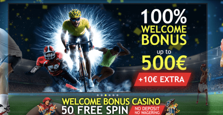 Betn1 welcome bonus